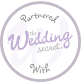 Partnered with The Wedding Secret