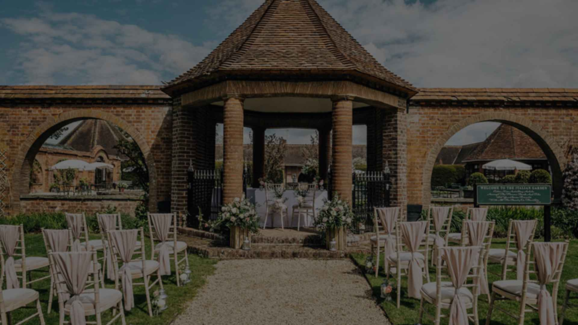 bespoke wedding packages oxford