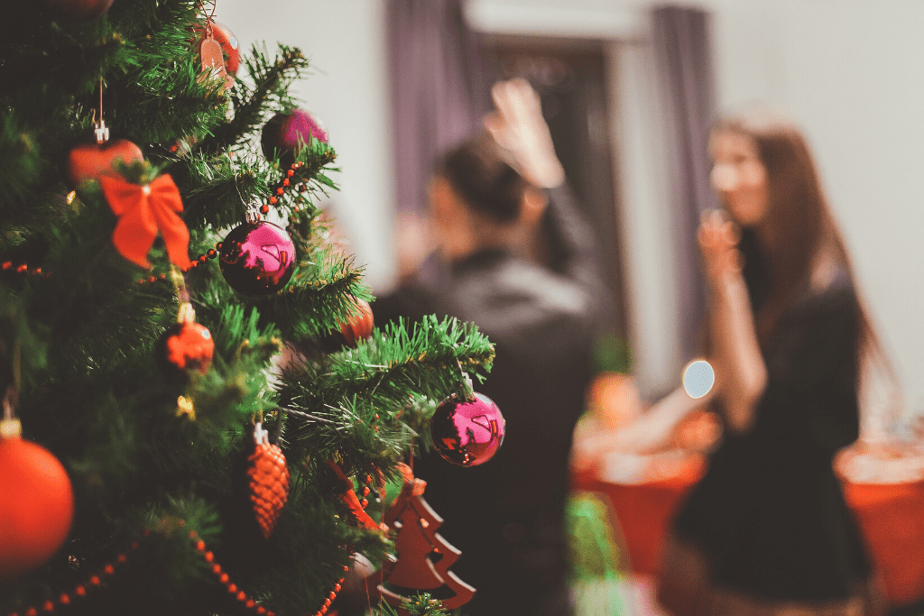 Planning your Christmas party