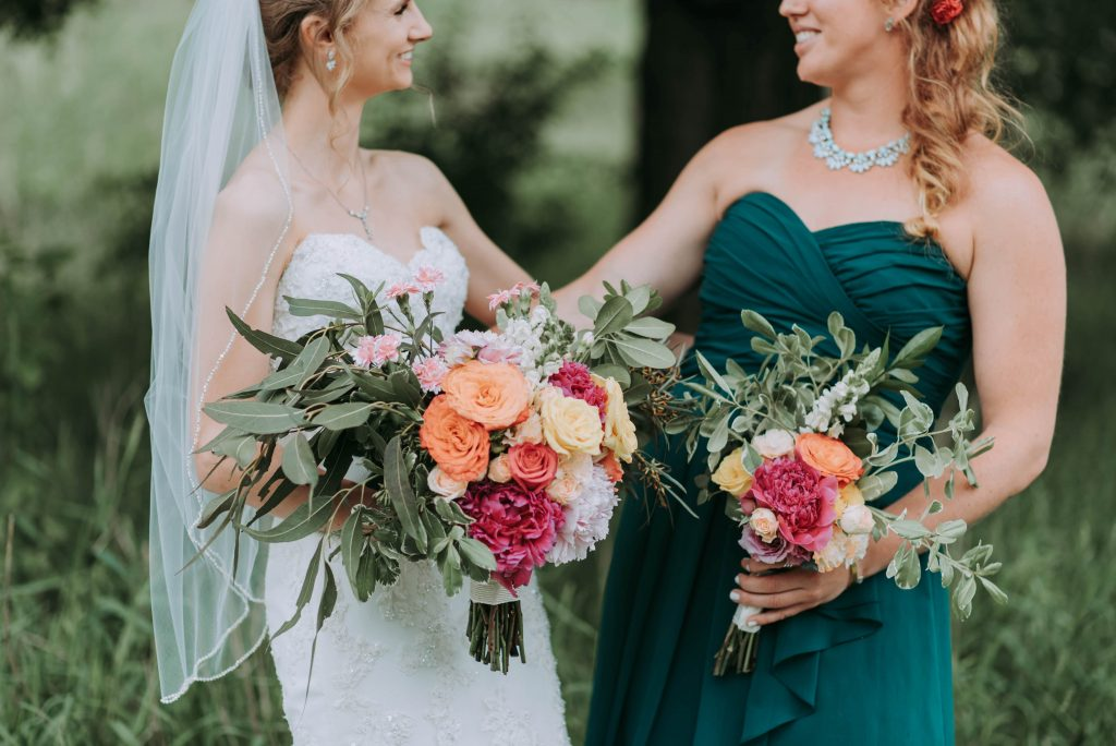 How to choose bridesmaids for your big day