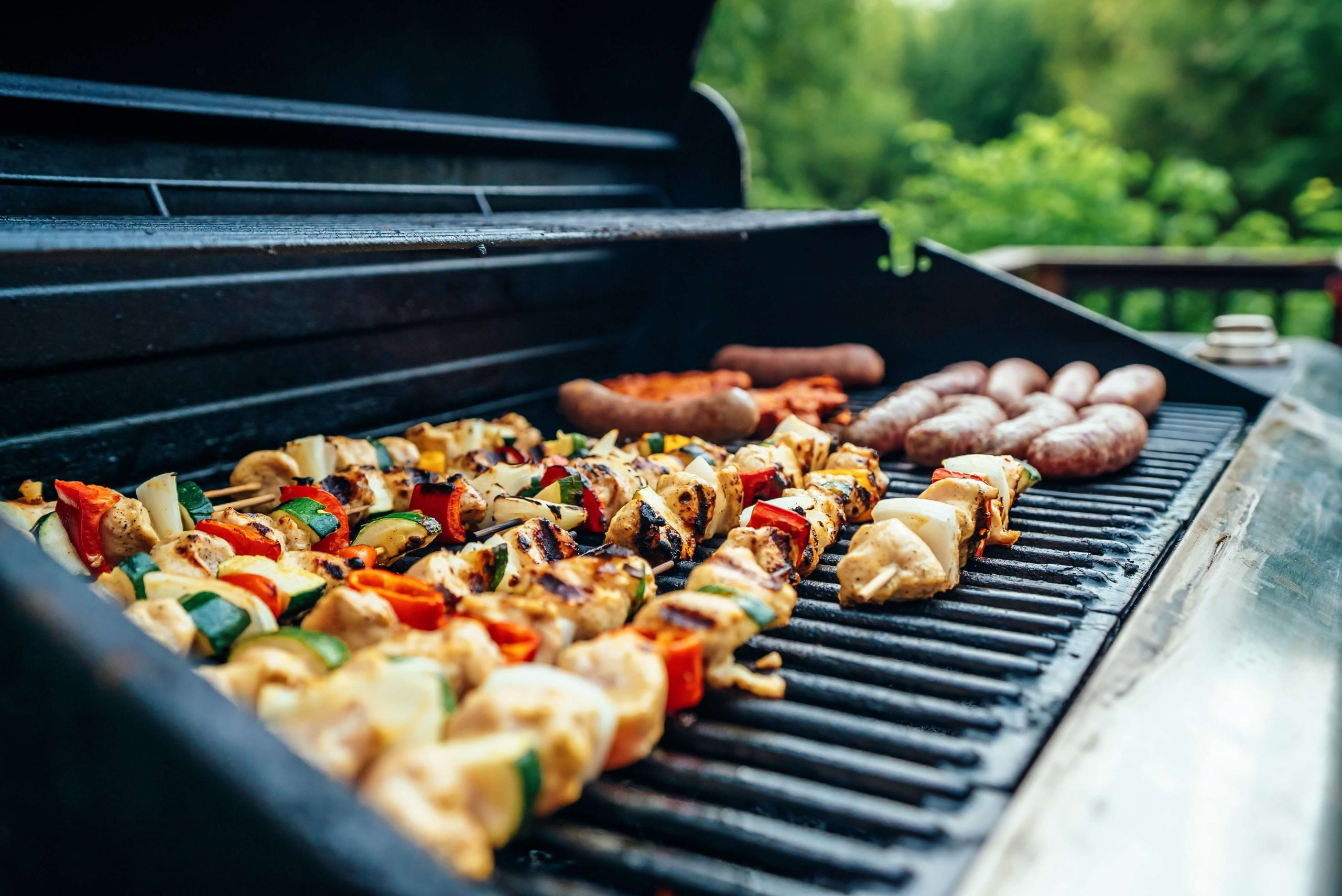 bbq party ideas header image