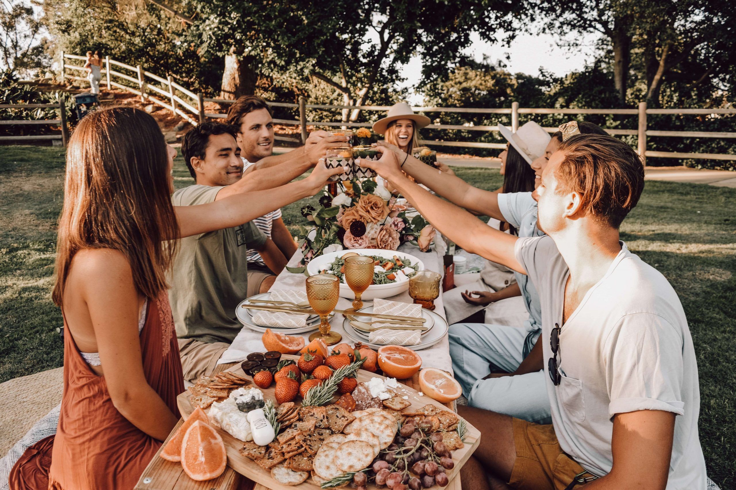 Summer Party Ideas Feature Image